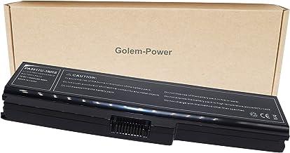 Golem-Power PA3817U-1BRS 10.8V 4400mAh Batería de Repuesto del Toshiba Ordenador Portátil Compatible con TOSHIBA Satellite A660 / C600D / C645D / C650 / C655 / C660 / L600 / L670 ; Pro C650