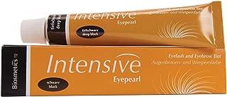 Intensive Lash & Brow Tint, Deep Black | Trusted Professional Formula | 0.68 Fluid Ounces