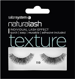Salon System Naturalash Texture Lashes - Black - 119