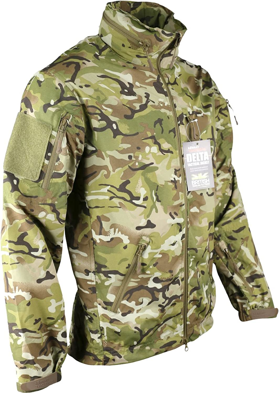 Kombat UK Kombat Delta Nylon Jacket