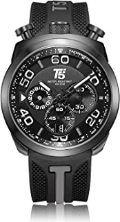 T5 Casual Watch For Men Analog Rubber - H3619G.D