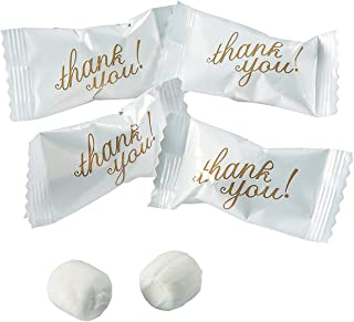 Thank You Buttermints - 108 Individually Wrapped Candy Mints