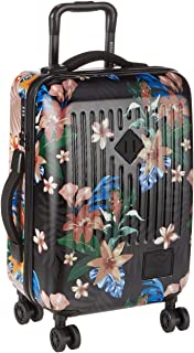 Herschel Supply Co. Trade Small Summer Floral Black/Ash Rose One Size