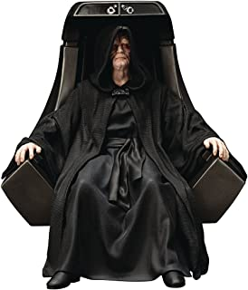 Kotobukiya Star Wars: Emperor Palpatine Artfx+ Statue