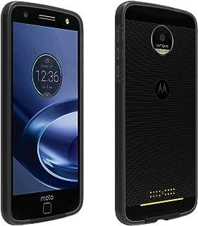 Verizon OEM Two-Tone Bumper for Motorola Moto Z Force - Black / Grey