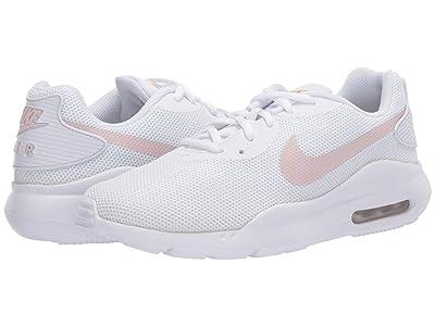 Nike Air Max Oketo (White/Barely Rose/Pollen Rise) Women