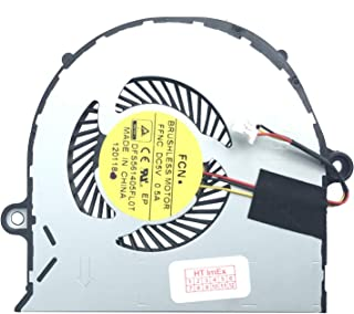 Ventilador de refrigeración compatible con Acer Aspire E5-575-32ZU, E5-575G-5098, E5-575G-56FF, E5-573-3748, E5-573-59GV, E5-573G-569Y, E5-511P-C9BM, E5-521G-84SX, E5-551G-T3RP