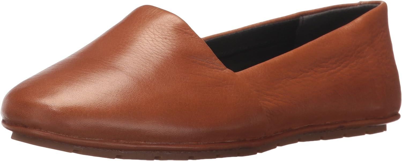 Kenneth Cole New York Woherren Jordyn Flat Moccasin Slip On Leather, Medium braun, 9.5 M US
