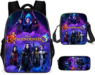 Set de Mochilas Infantiles Descendientes 3 (G)