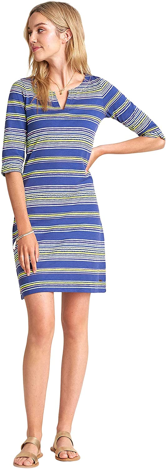 Hatley Lucy Dress - Textured Stripes