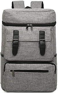 Fyuanmeiibb Backpack, Sizing : 43cm*29cm*12cm), Men's fashion periodic business travel declamatory capacity backpack Suita...