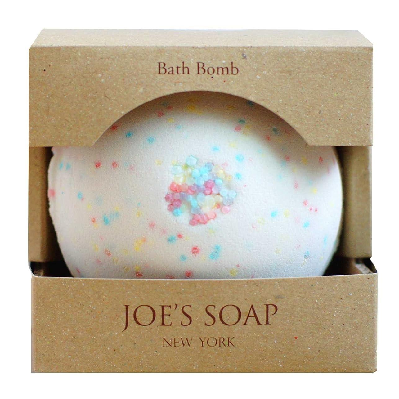 障害十代の若者たち象JOE'S SOAP (ジョーズソープ) バスボム(BEAUTY) バスボール 入浴剤 保湿 ボディケア スキンケア オリーブオイル はちみつ フト プレゼント
