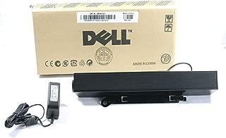 New OEM DELL Multimedia Soundbar Speaker Sound Bar AX510 Black AX510PA C730C DW711 LCD 468-7411 313-6412 313-6219 313-6413 313-6412 Monitor Flat Panel Screen Black Home Theater Ultrasharp