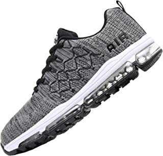 Mens Air Running Tennis Shoes Sport Gym Jogging Athletic Sneakers (US7.5-11.5 B(M)