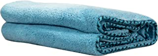 Woolly Mammoth Drying Towel, Blue