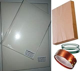A4 Combo de sublimación GlopPaper Papeles y Cintas para sublimación.