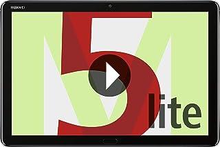 Huawei Mediapad M5 Lite WiFi Tablet-PC (25,6 cm (10,1 inch) Full HD-display, 32 GB intern geheugen (uitbreidbaar), 3 GB RA...