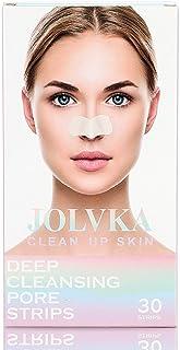 JOLVKA Nasenstrips Mitesser Clear-Up Strips, 30 strips, Streifen zum Mitesserentfernen Streifen Tiefenreinigend Streifen