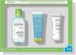 Bioderma Sebium Routine Kit for Oily Combination Skin (Value Pack)