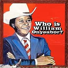 william onyeabor vinyl
