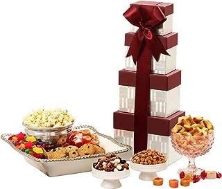 Broadway Basketeers Happy Birthday Celebration Happy Birthday Wishes Gift Tower