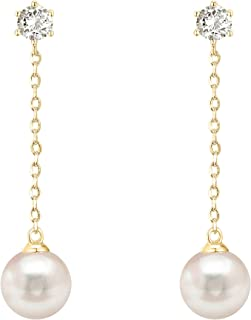 Best gold and pearl drop earrings Reviews
