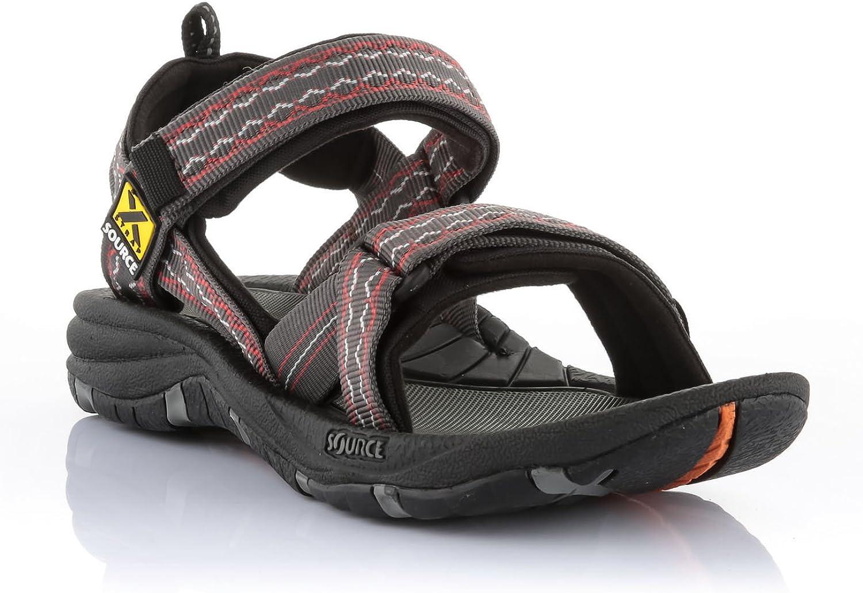Source Men's Fashion Sandals Brown Brown