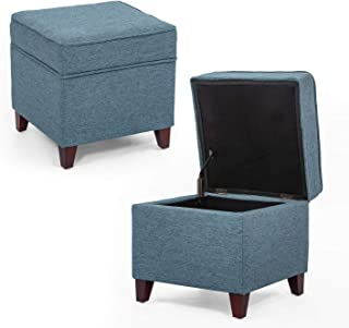 Best storage ottoman with arms Reviews