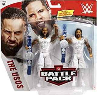 WWE The Usos Pack Series 64 Action Figure