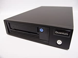 Quantum LTO Ultrium-6 Tape Drive, Half Height, Internal, Model C, 6Gb/s SAS, 5.25