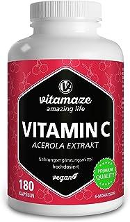 Vitamina C Acerola