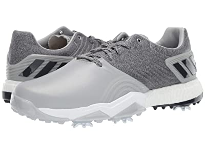 adidas Golf adiPower 4orged (Grey Two/Collegiate Navy/Raw White) Men