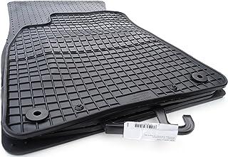 kh Teile Fußmatten passend für A5, Premium Qualität Gummi Automatten, 4 teilig, schwarz
