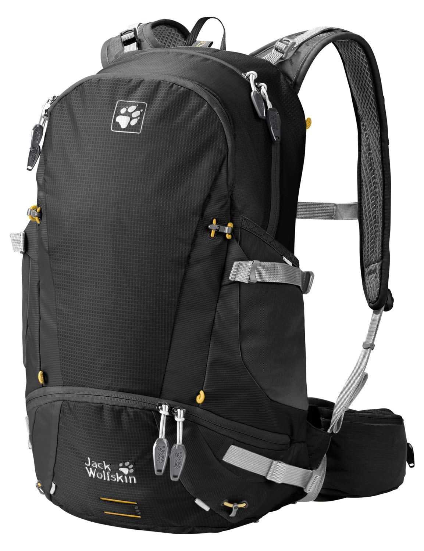 Jack Wolfskin Lightweight Unisex Outdoor Velocity Backpack