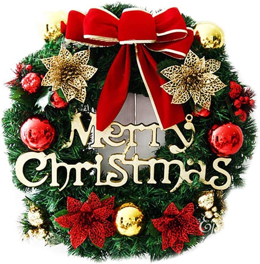 Colorado Springs Mall WEIGE Christmas Front Door Sale Garland Gar Tree Spruce National
