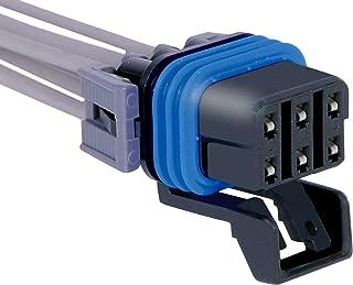 ACDelco PT246 GM Original Equipment 6-Way Female Black Multi-Purpose Pigtail