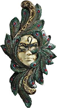 Design Toscano Masquerade at Carnivale Countess Barletta Mask Wall Sculpture