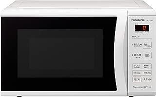 パナソニック 単機能電子レンジ 22L ワンタッチあたため 解凍機能 ヘルツフリー ターンテーブル ホワイト NE-E22A2-W