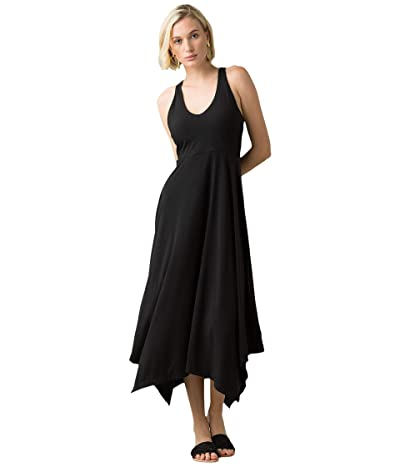 Prana Josepina Maxi Dress (Black) Women