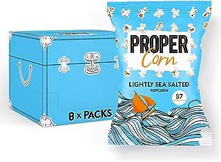 Propercorn Lightly Sea Salted Popcorn 70g