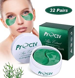 Collagen Under Eye Mask Patches Pads, Eye Treatment Mask | Hydrating Puffy Eye Dark Circles Anti Wrinkles