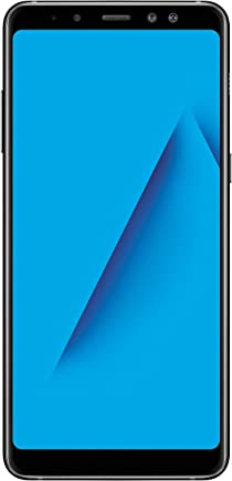 Samsung Galaxy A8+ (Black, 6GB RAM, 64GB Storage) with Offers