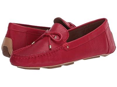 Aerosoles Brookhaven (Red Leather) Women