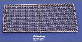 Transformados MetaléGicos. Sl 72003 - Felpudo dec. 70x35cm rect quitalodos met. wamja