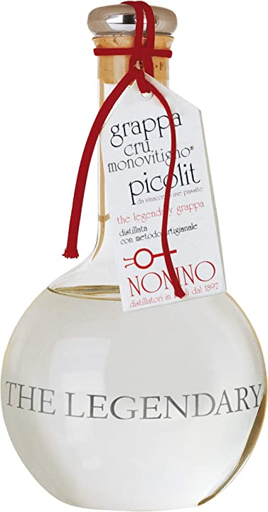 Grappa nonino cru monovitigno picolit distillerie nonino 1000 ml 372800-2018