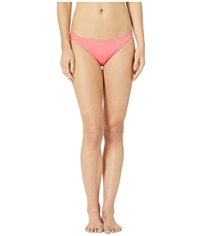Kate Spade New York Classic Bikini Bottoms (Bright Peony) Women