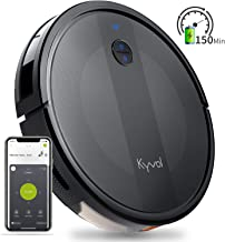 Kyvol Cybovac E20 Robot Vacuum Cleaner, 2000Pa Suction, 150 min Runtime, Boundary Strips...
