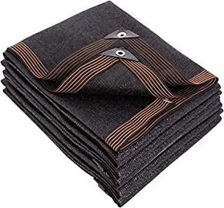 Shade Cloth, Canopy Outdoor, 70% Sun Shade Sail Rectangle Sunblock Shade Cloth, Greenhouse Pergola Shade Cover Outdoor Gar...