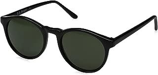 Unisex - Adult Grad School Round Sunglasses
