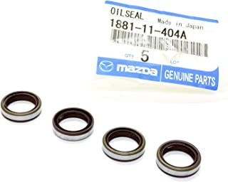 2004-2011 Mazda RX-8 Oil Seal Eccentric Shaft Rotary Engine X4 1881-11-404A OEM